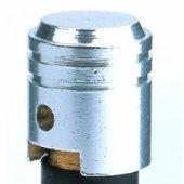 Колпачки на ниппель Oxford Piston Valve Caps Silver