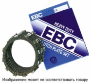 Диски сцепления фрикционные EBC CK2324