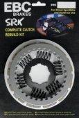 Полный комплект дисков и пружин сцепления EBC SRK102