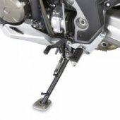 Дополнительная поддержка подножки GIVI ES1110 Silver