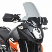 "Спойлер GIVI D750S на KTM 990 SMT 09 FUME"""