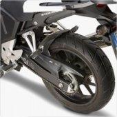 Специальное крыло-крышка для цепи Givi MG1121 на CB 500 X (13-17)