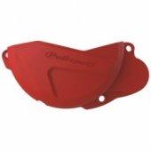 Защита крышки сцепления Polisport Clutch Cover Protection CRF250R 10 (13-15) Red