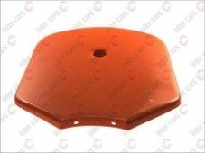 Пластик переднего номера ACERBIS 0002116.010.099