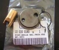 Комплект для установки пластины муфты RMS 10 030 0180