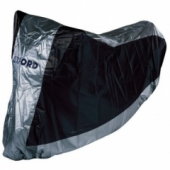 Моточехол Oxford Aquatex Black-Silver XL
