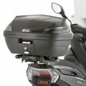 Задняя стойка для центрального кофра Givi SR2120 Black