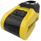 Мотозамок Oxford Quartz XD10 Yellow LK267
