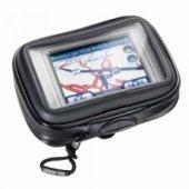 """Мотокрепеж Interphone Interphone 4.3"""" GPS для навигатора на квадратный руль"""
