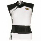 Жилет IXS CARAPAX White-Black XL