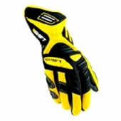 Мотоперчатки Shift Hybrid Delta Yellow S (8)