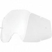 Линза для мотоочков 100% Accuri/Strata Youth Replacement Lens W/Posts-Clear Anti-Fog