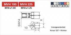 Фитинг LUCAS MVH225G