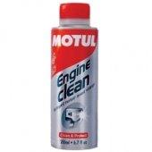 Промывка масляной системы мотоциклов Motul Engine Clean Moto