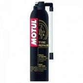 Motul P3 Tyre Repair - средство для ремонта покрышек и камер
