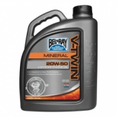 Масло моторное Bel-Ray V-TWIN MINERAL ENGINE OIL 20W-50 4L