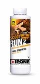 Масло скутерное 2T IPONE Scoot Run 2