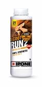 Масло скутерное 2T IPONE Scoot Run 2(клубника)