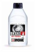 Тормозная жидкость IPONE Brake DOT 4 0.5L