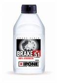 Тормозная жидкость IPONE Brake DOT 5.1 0.5L