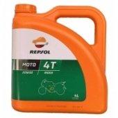Масло моторное Repsol Moto Rider 4T 20W50 4L