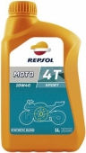 Масло моторное Repsol Moto Sport 4T 10W40 1L