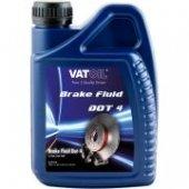 Тормозная жидкость VAtOil Brake Fluid DOT 4 1L