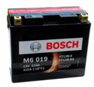 Аккумулятор BOSCH 0092M60190(YT12B-BS)