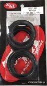 Набор сальников и пыльников вилки TourMax FSD-009