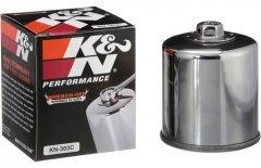 Масляный фильтр K&N для мотоциклов KN-303C