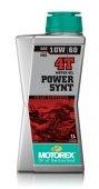 Масло моторное Motorex Power Synt 4T 10W60 1 литр