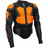Моточерепаха FOX Titan Sport Jacket Orange XXL