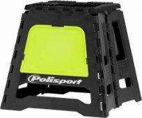 Подставка под мотоцикл Polisport Moto Stand MX черно-салатовая
