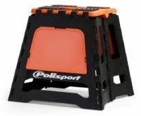 Подставка под мотоцикл Polisport Moto Stand MX оранжевая