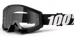 Мотоочки 100% Strata Goggle Outlaw - Clear Lens