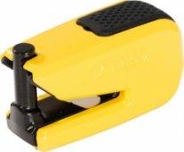 Замок на тормозной диск ABUS 8078 Granit Detecto SmartX Yellow с сигнализацией