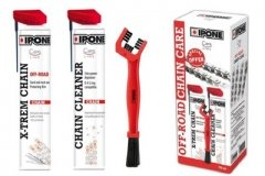 Комплект по уходу за цепью Ipone Off-Road Chain Care 2*750 мл