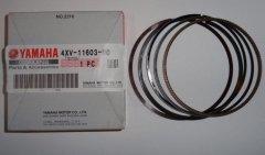 Кольца поршневые Yamaha YZF-R1 98-01, YBR250 07-11, YFM250R 08-13,  XG250 04-17, XT250 05-17 (4XV-11603-00-00)