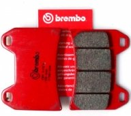 Колодки тормозные дисковые Brembo 07BB19SA