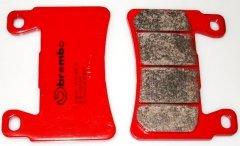 Колодки тормозные дисковые BREMBO 07HO45SA (MCB703)