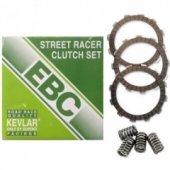 Комплект фрикционных дисков и пружин сцепления EBC SRC87