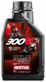 Масло моторное Motul 300V² 4T Factory Line Road/Off Road SAE 10W50 1 литр