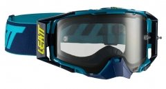 Мотоочки Leatt Goggle Velocity 6.5 Ink/Blue Light Grey (8019100031)