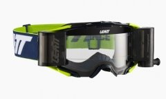 Мотоочки Leatt Goggle Velocity 6.5 Roll-Off Ink/White/Yellow Clear (8019100052)