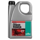 Масло моторное Motorex Cross Power 2T 4 литра