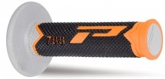 Ручки руля CROSS PROGRIP 788 (PA078800WAFN) White/Orange/Black
