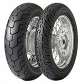 Шина мотоциклетная задняя Dunlop 170/80-15 TL 77H D404