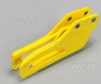Направляющая приводной цепи UFO SU03908102 - SUZUKI RM 125/250 '99-16, RMZ 250 '07-16, 450 '06-16, DRZ 400 '00-16, YAMAHA YZ 125/250 '97-02, YZF 250/450 '04-06 (SU04931102;YA03808102;YA03871102, MX-03432YL)