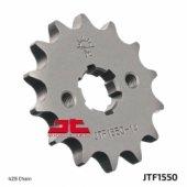 JTF1550-13 - звезда передняя (ведущая) под 428 цепь, 13 зубьев.
