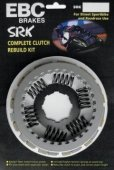 Полный комплект дисков и пружин сцепления EBC SRK097